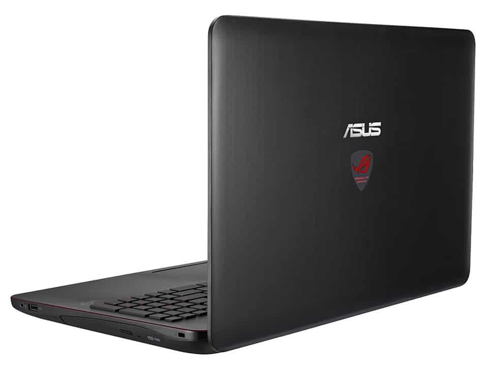Asus G551JW-DM222T, PC portable 15 pouces Full HD mat SSD promo 990€
