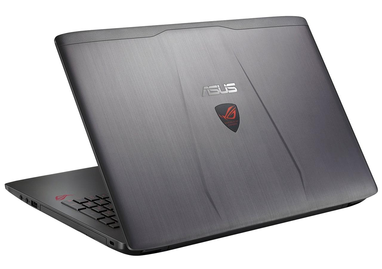 Asus G552VW-DM270T, PC portable 15 pouces Full HD mat Skylake SSD à 1299€