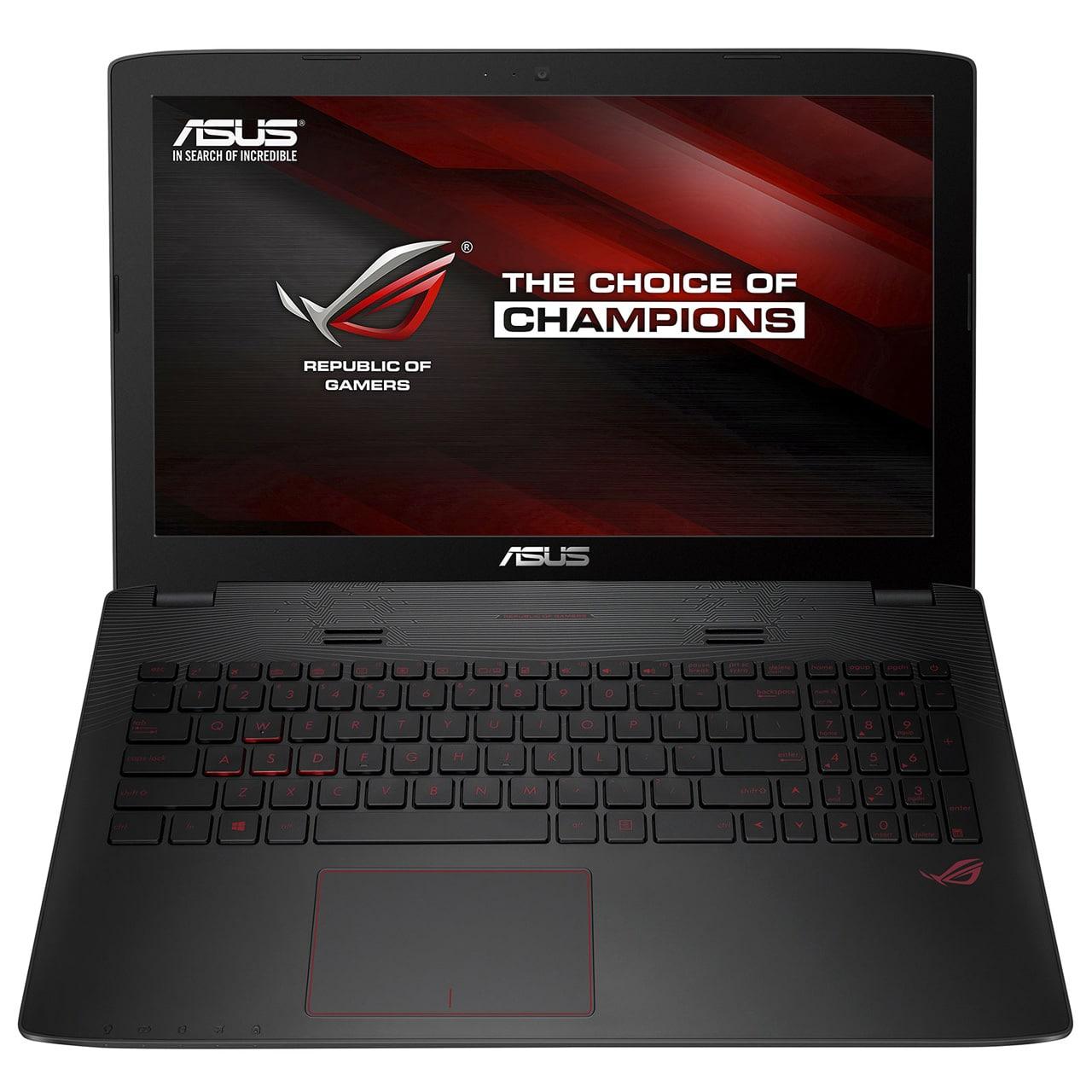 Asus G552VX-DM271T promo 899€, PC portable 15 pouces SSD Quad GTX 8 Go