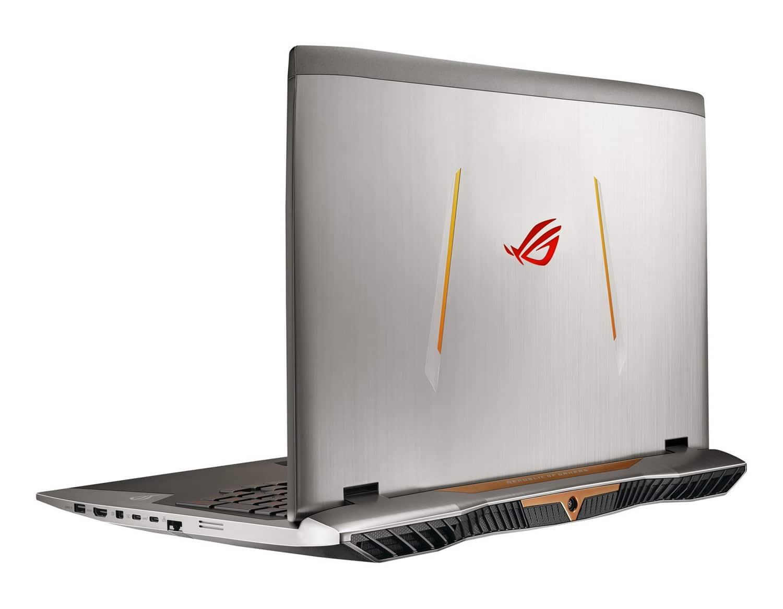 "Asus G701VI-BA011T, PC portable 17"" IPS 120Hz GTX 1080 SSD 512 (1999€)"