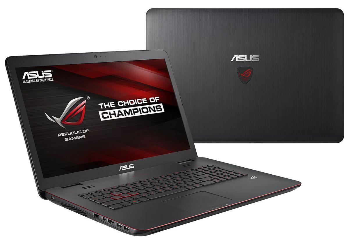 Asus G741JW-T7154T, PC portable 17 pouces Full HD mat promo 1170€