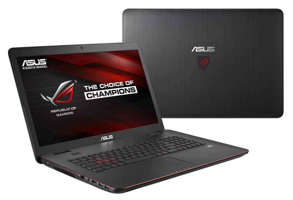 """<span class=""""tagtitre"""">Promo 1091€ - </span>Asus G741JW-T7218T, PC portable 17 pouces SSD 960M Quad"""