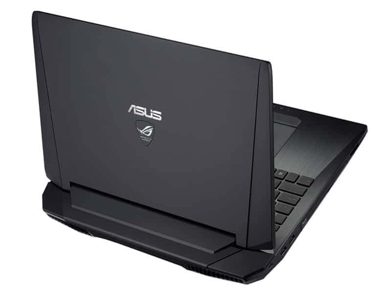 "Asus G750JH-T4109H Leap Motion, 17.3"" Full HD mat à 1599€ : GTX 780M, i7 Haswell, 16 Go, BR, 1.5 To 7200tr"