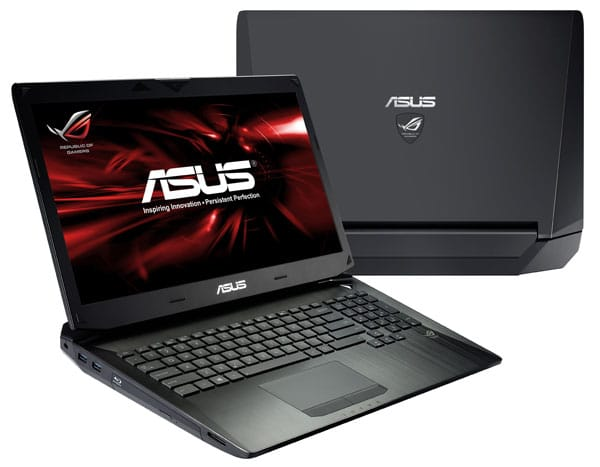"""<span class=""""tagtitre"""">Promo 1449€ - </span>Asus G750JS-T4078H 17"""" Full HD mat: GTX 870M, SSD 256 Go+7200tr, i7 Haswell,16 Go, BR,1799€"""