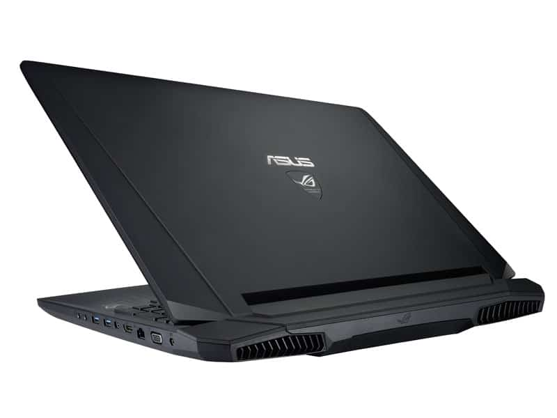 """<span class=""""tagtitre"""">Promo 1149€ - </span>Asus G750JW-T4066H, 17.3"""" Full HD mat, 1199€ : GTX 765M, i7 Haswell, 8 Go, 750 Go 7200tr"""