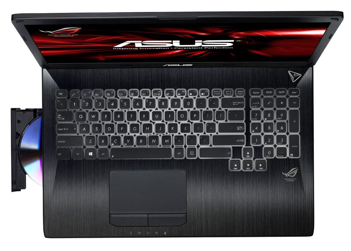"""<span class=""""tagtitre"""">Promo 1099€ - </span>Asus G750JW-T4071H, 17.3"""" Full HD mat à 1299€ : GTX 765M, Core i7 Haswell, 8 Go, Blu-Ray"""