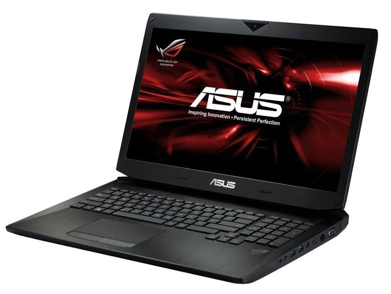 """<span class=""""tagtitre"""">Promo 1199€ - </span>Asus G750JX-T4041H, 17.3"""" Full HD mat 1649€ : GTX 770M, Core i7 Haswell, 8 Go, Blu-Ray"""
