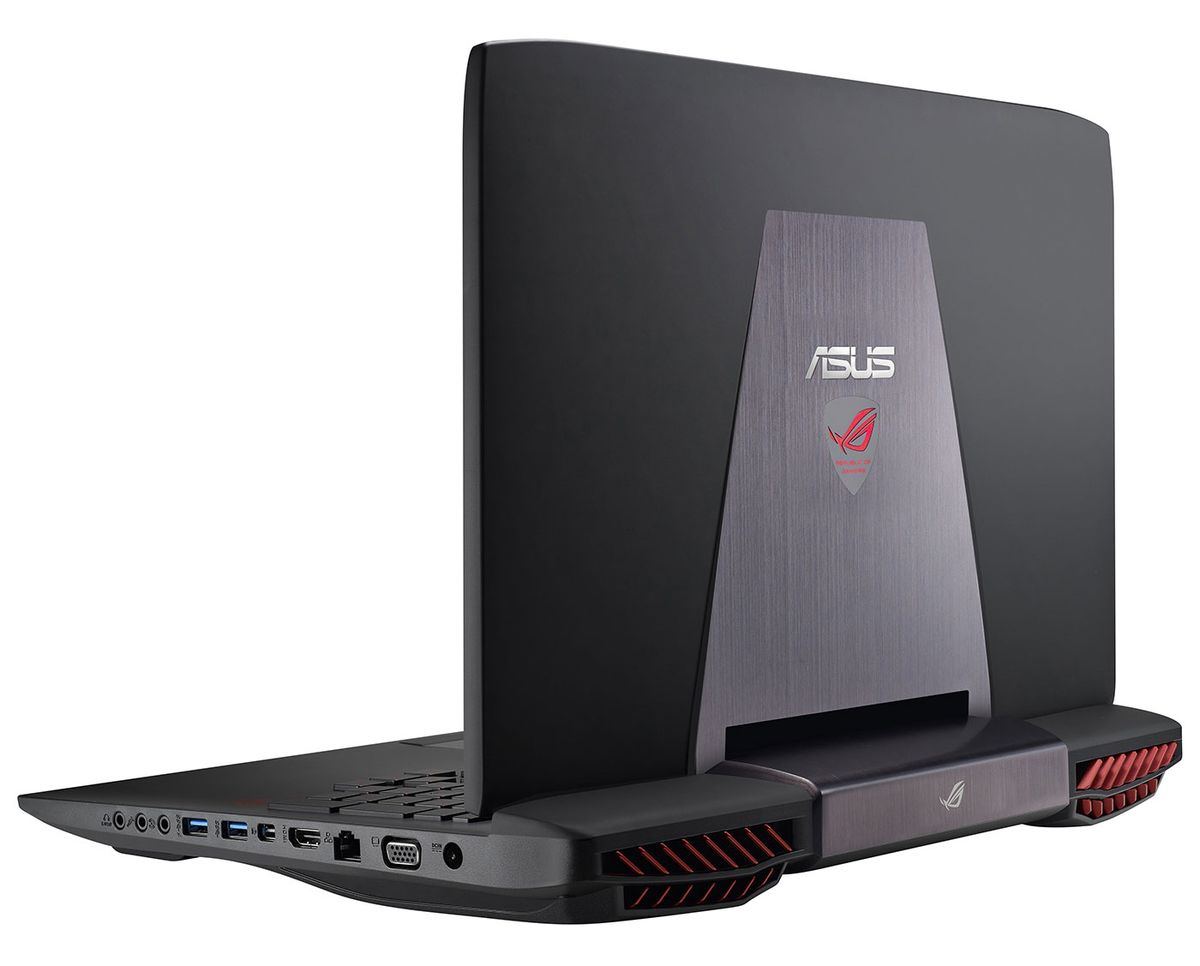 Asus G751JY-T7073H, PC gamer 17 pouces Full HD mat IPS vente flash 1899€