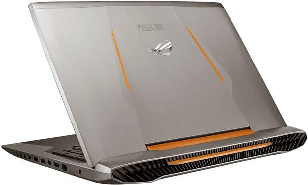 "<span class=""tagtitre"">IFA 2015 - </span>Asus : PC portables Skylake gamer G752 et GX700, UX303UB"