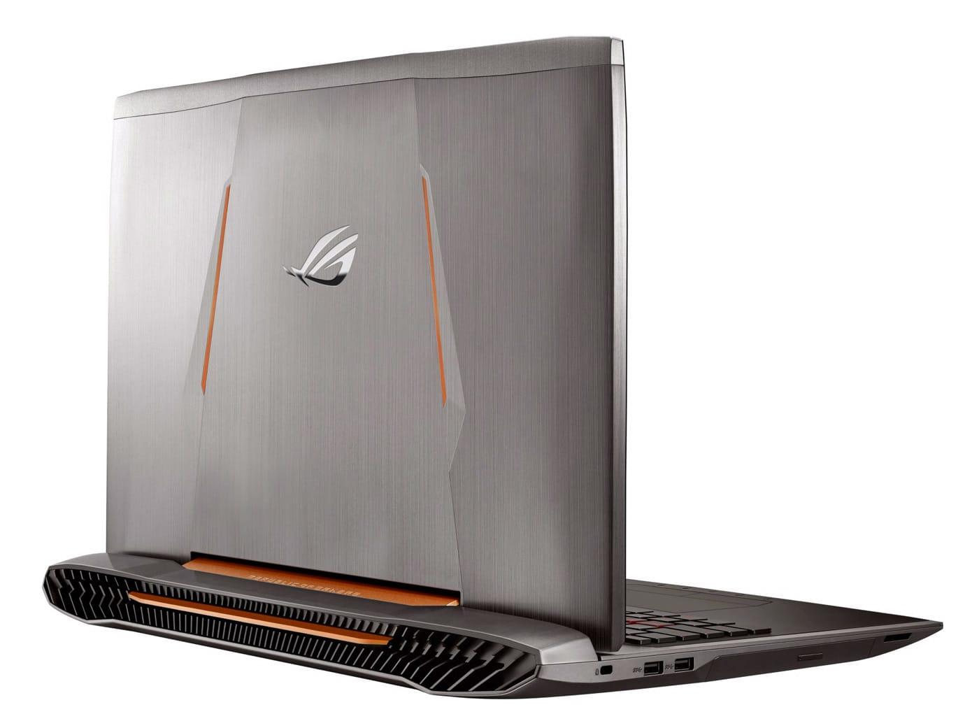 "<span class=""tagtitre"">Promo 2169€ - </span>Asus G752VS-GC122T, PC portable 17 pouces GTX 1070 SSD i7"