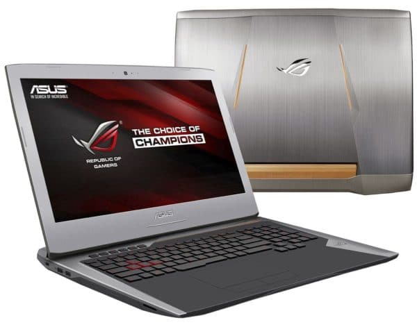 Asus G752VY-GC431T 1