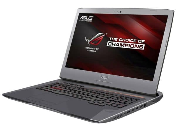 Asus G752VY-GC431T 2