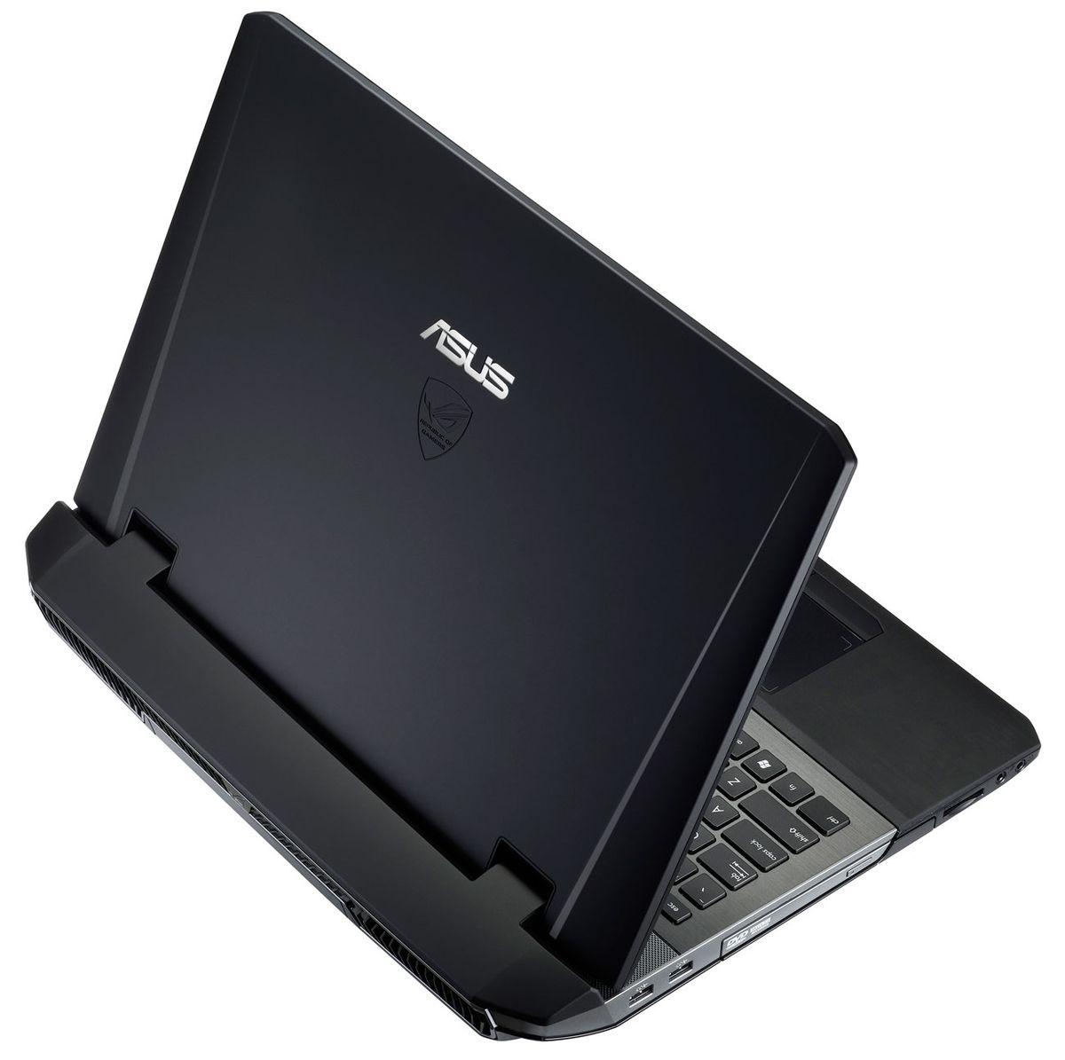 """Asus G75VX-T4192H à 1469€, 17.3"""" Full HD mat: GTX 670MX, Core i7 Ivy Bridge, 16 Go, 1.5 To 7200tr RAID 0"""