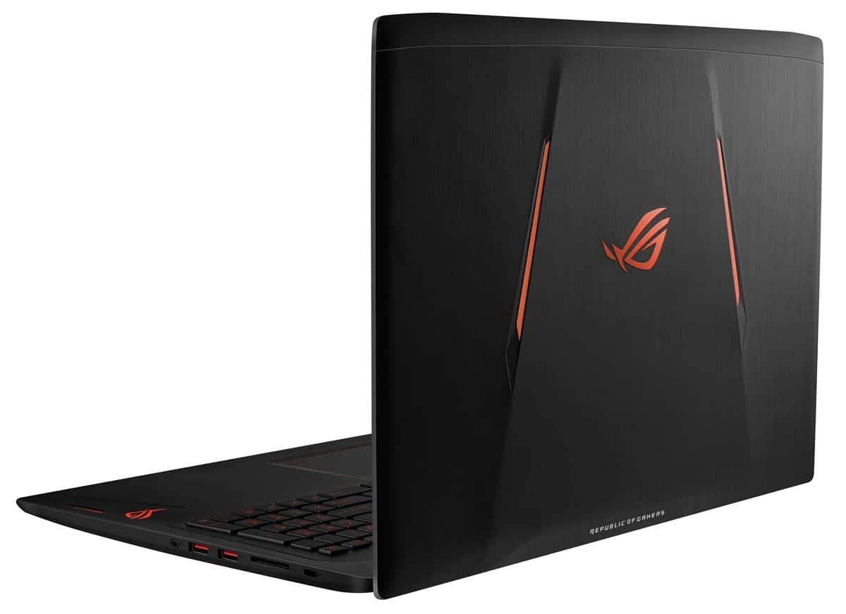 """<span class=""""toptagtitre""""><del>Soldes765€ ! </span>Asus GL502VT-FY098D, PC portable 15 pouces GTX 970M Quad</del>"""