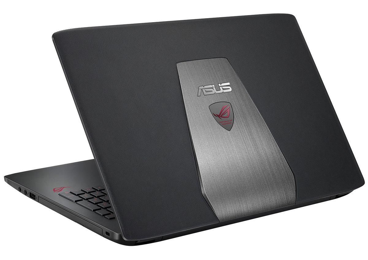 """<span class=""""toptagtitre""""><del>Soldes 699€ ! </span>Asus GL552JX-DM343T à 799€, PC portable 15 pouces Full HD SSD</del>"""