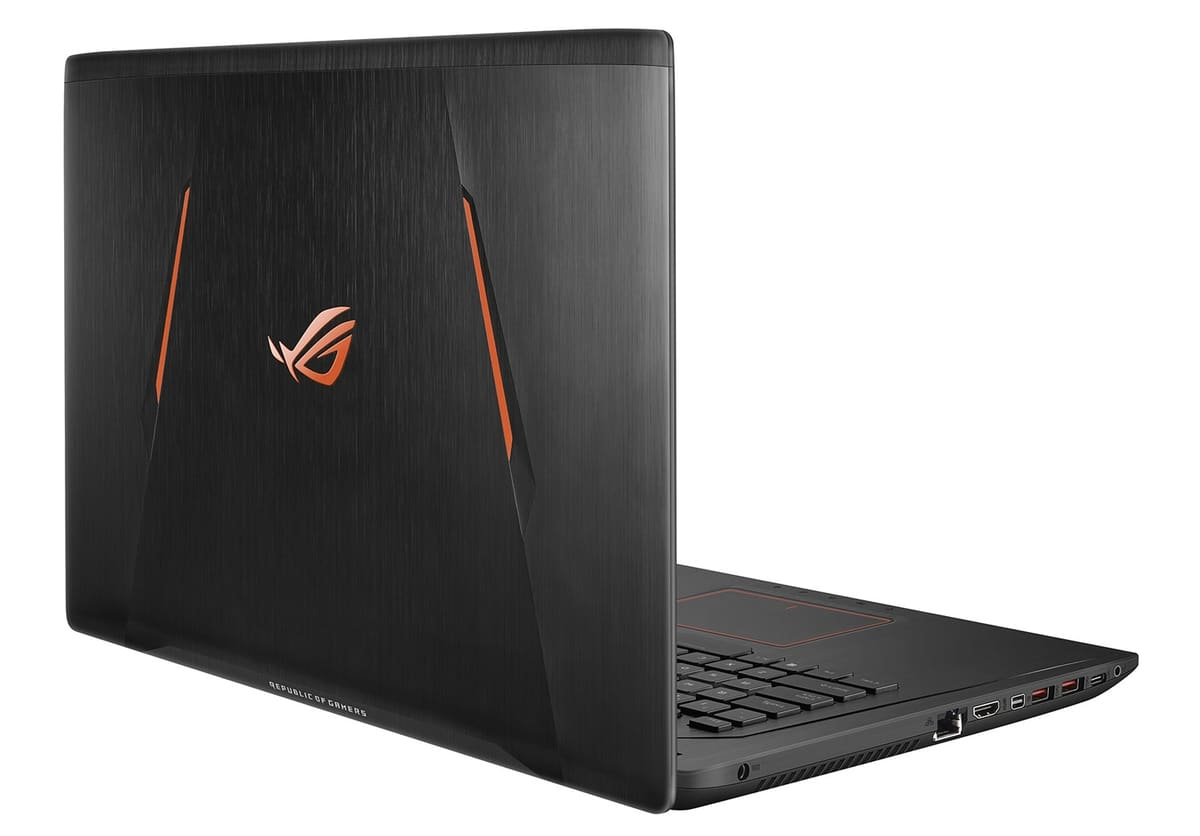 Asus GL753VE-GC019T, PC portable 17 pouces GTX 1050 Ti Kaby SSD 256 1299€