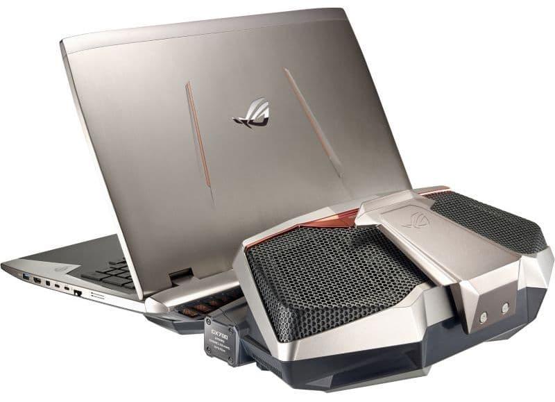 "<span class=""tagtitre"">Soldes 3199€ - </span>Asus GX700VO-GC009T, PC portable 17 pouces IPS GTX 980 SSD"
