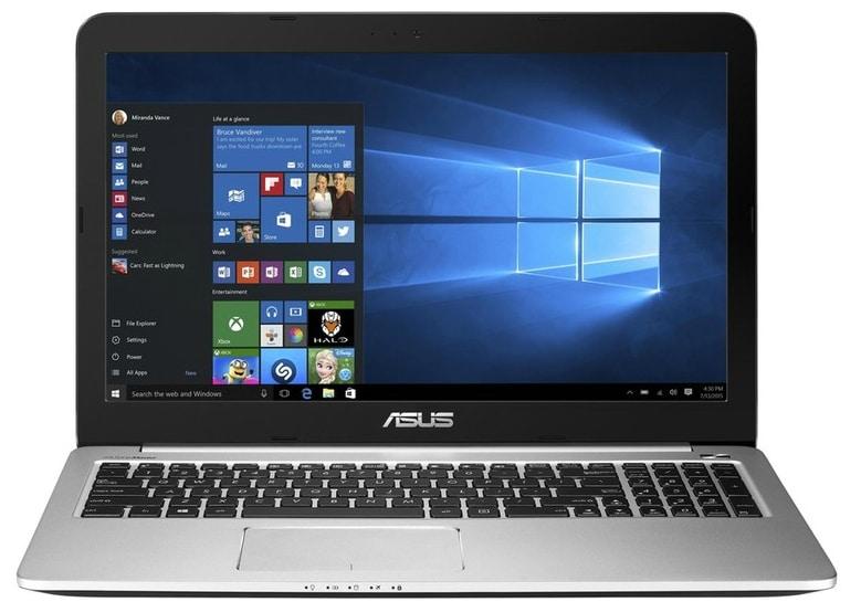 Asus K501LX-DM200T promo 599€, PC portable 15 pouces Full HD GTX Core i5