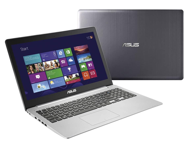 """Asus K551LB-XX268H, 15.6"""" polyvalent avec Core i5 Haswell, 6 Go, GT 740M, 1000 Go à 699€"""