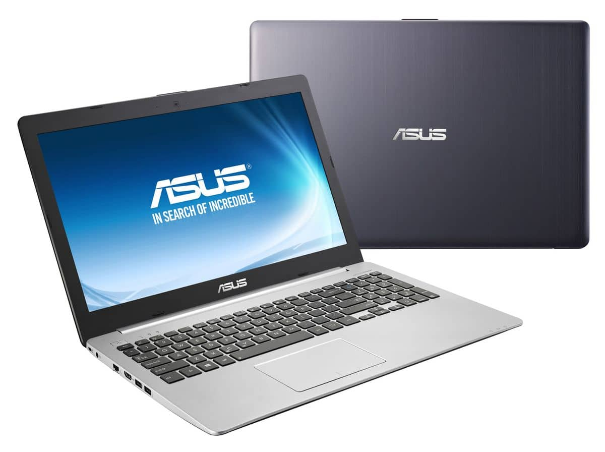 """<span class=""""tagtitre"""">Promo 569€ - </span>Asus K551LN-XO551H à 599€, PC portable 15 pouces polyvalent"""