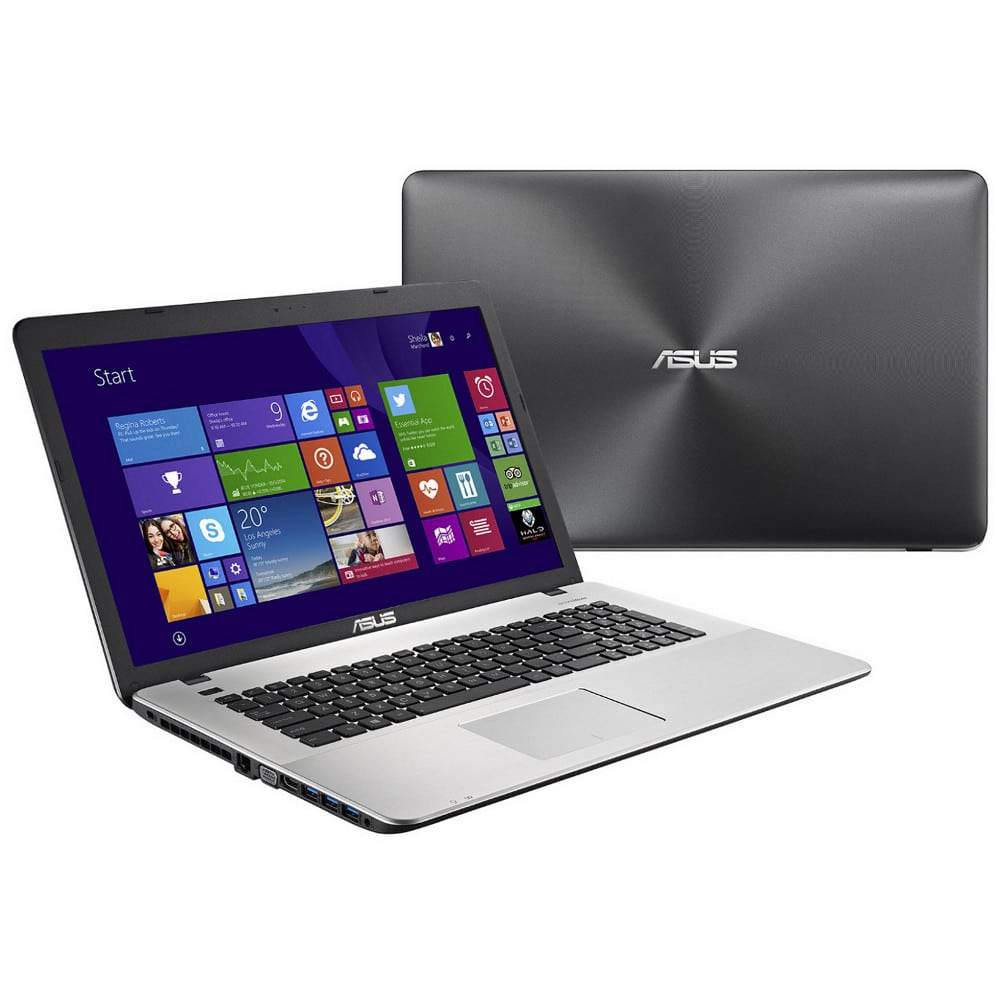 Asus K751LB-TY212T promo 696€, PC portable 17 pouces 940M Core i7 8 Go