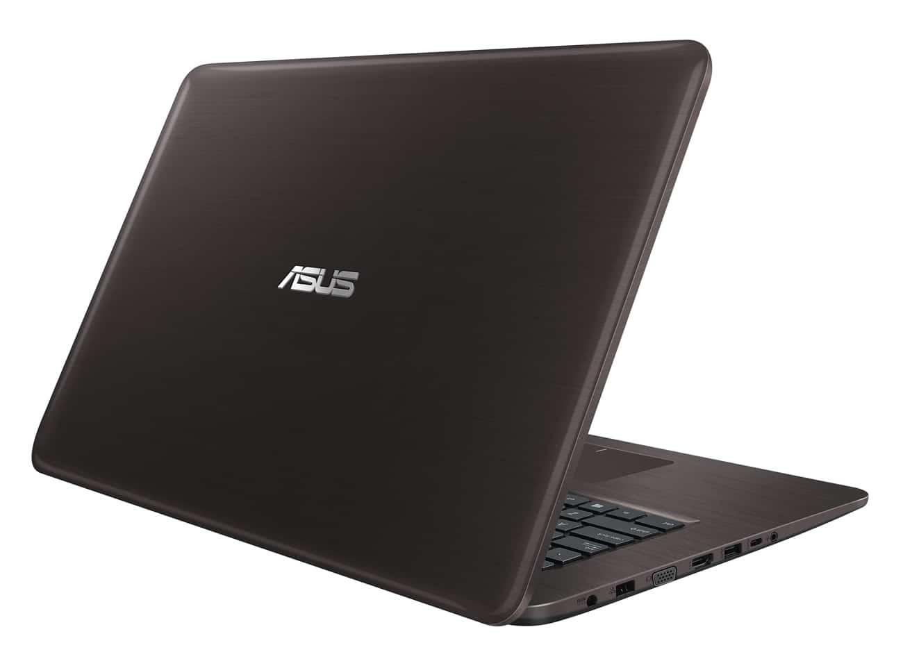 Asus K756UQ-TY277T, PC portable 17 pouces i5 Kaby Lake 940MX promo 630€
