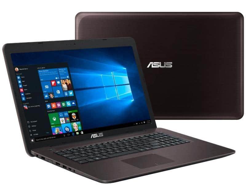 Asus K756UQ-TY304T, PC portable 17 pouces i5 Kaby Lake 940MX 6 Go à 699€