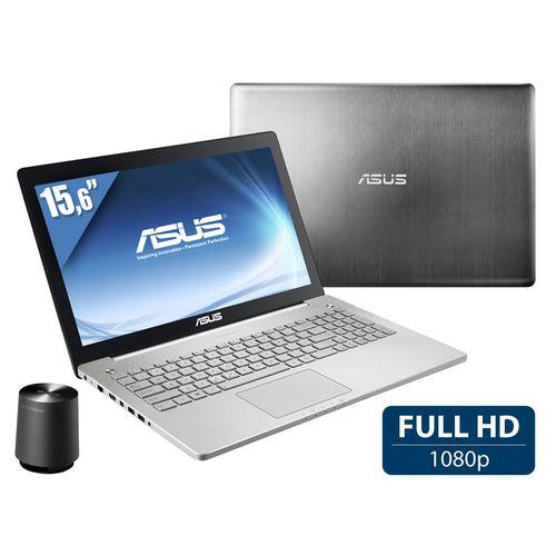 """<span class=""""toptagtitre"""">Bon plan 899€ ! </span>Asus N550JK-CM467H, PC portable 15 pouces polyvalent et performant"""