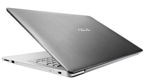 """Asus N550JK-XO235H, 15.6"""" en vente flash à 879€ : GTX 850M, Core i7 Haswell, 6 Go, 1000 Go"""