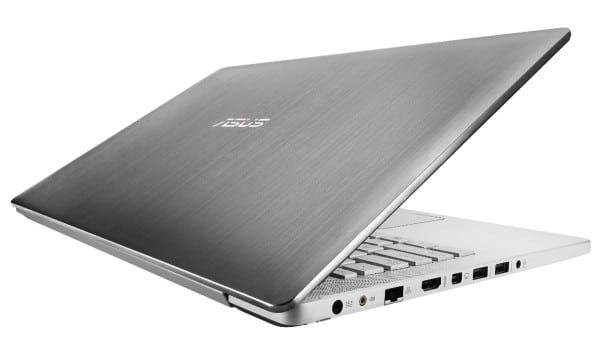 """Asus N550LF-CN124H, 15.6"""" Full HD IPS mat polyvalent à 769€ avec Core i5 Haswell, 8 Go, GT 745M, 1 To"""