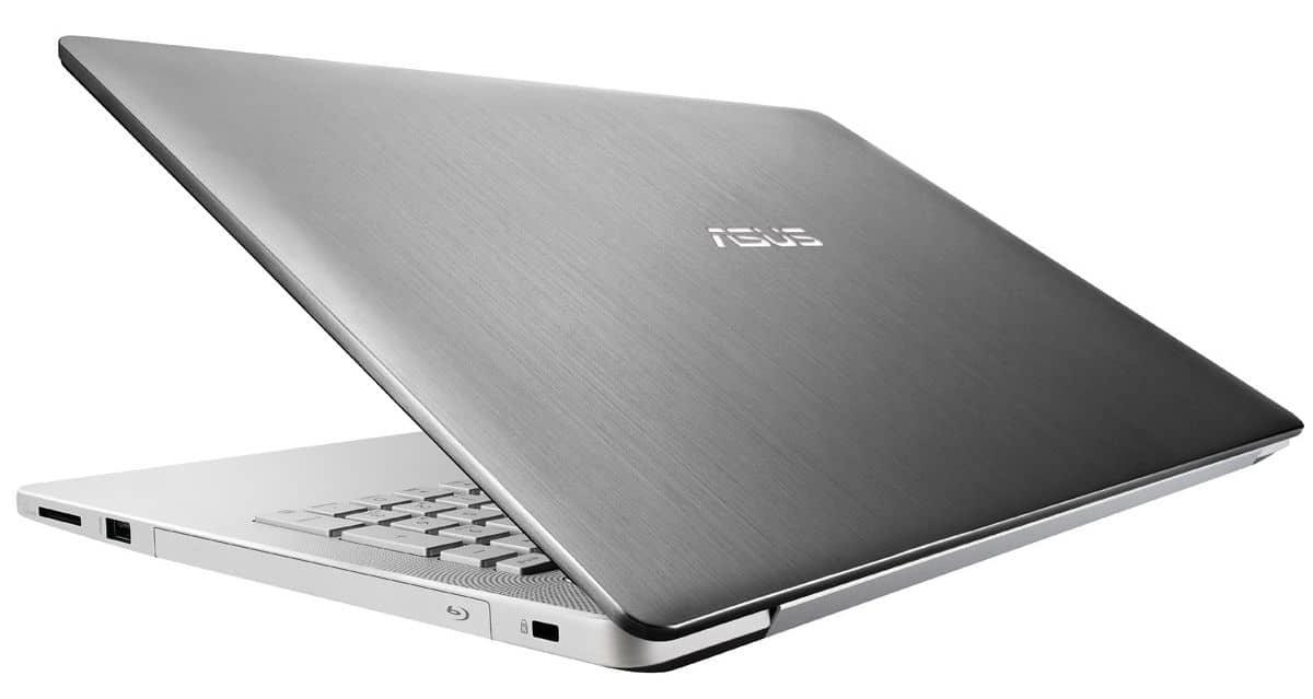 """Asus N551JK-XO076H, 15.6"""" mat avec GTX 850M, Core i7 Haswell et disque dur de 1000 Go à 776€"""
