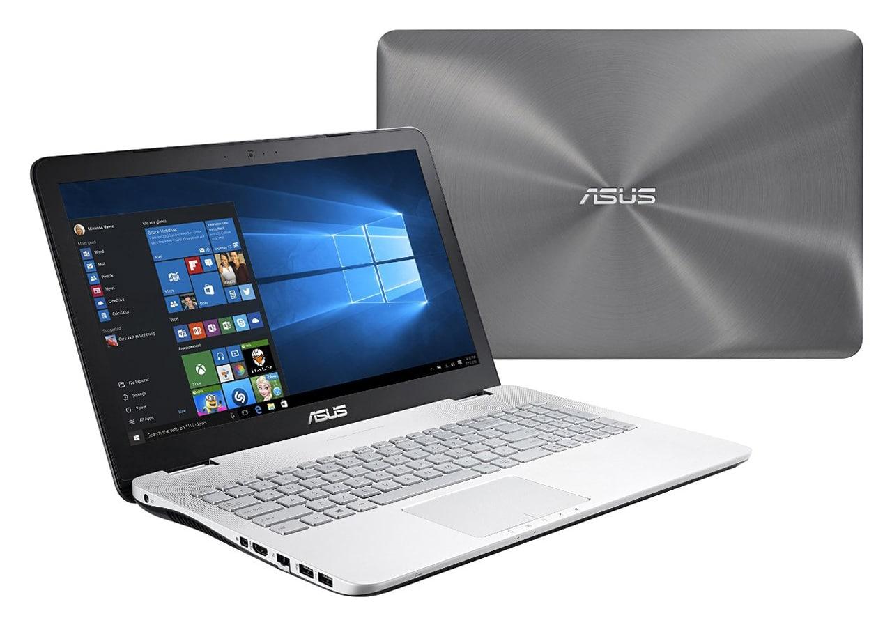 """<span class=""""tagtitre""""><del>Soldes 999€ - </span>Asus N551JX-DM258T, PC portable 15 pouces SSD GTX Quad i7</del>"""