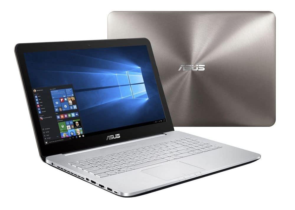 Asus N552VW-FI102T, PC portable 15 pouces 4K SSD Blu-Ray GTX promo 1399€