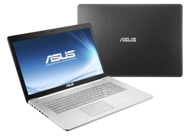 "Asus N750JK-T4065H, 17.3"" Full HD mat promo 1349€ avec Core i7 Haswell, SSD 256 Go+7200tr, 16 Go, GTX 850M"