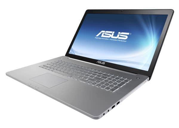 """<span class=""""toptagtitre"""">Bon plan 899€ ! </span>Asus N750JV-T4213H, 17.3"""" Full HD mat à 974€ : Core i7 Haswell, 6 Go, GT 750M, 750 Go 7200tr"""