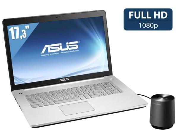 Asus N750JV-T4219H 2