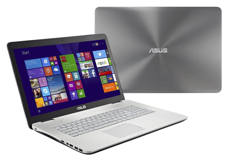 Asus N751JK-T7229H, 17 pouces Full HD mat polyvalent pour 899€