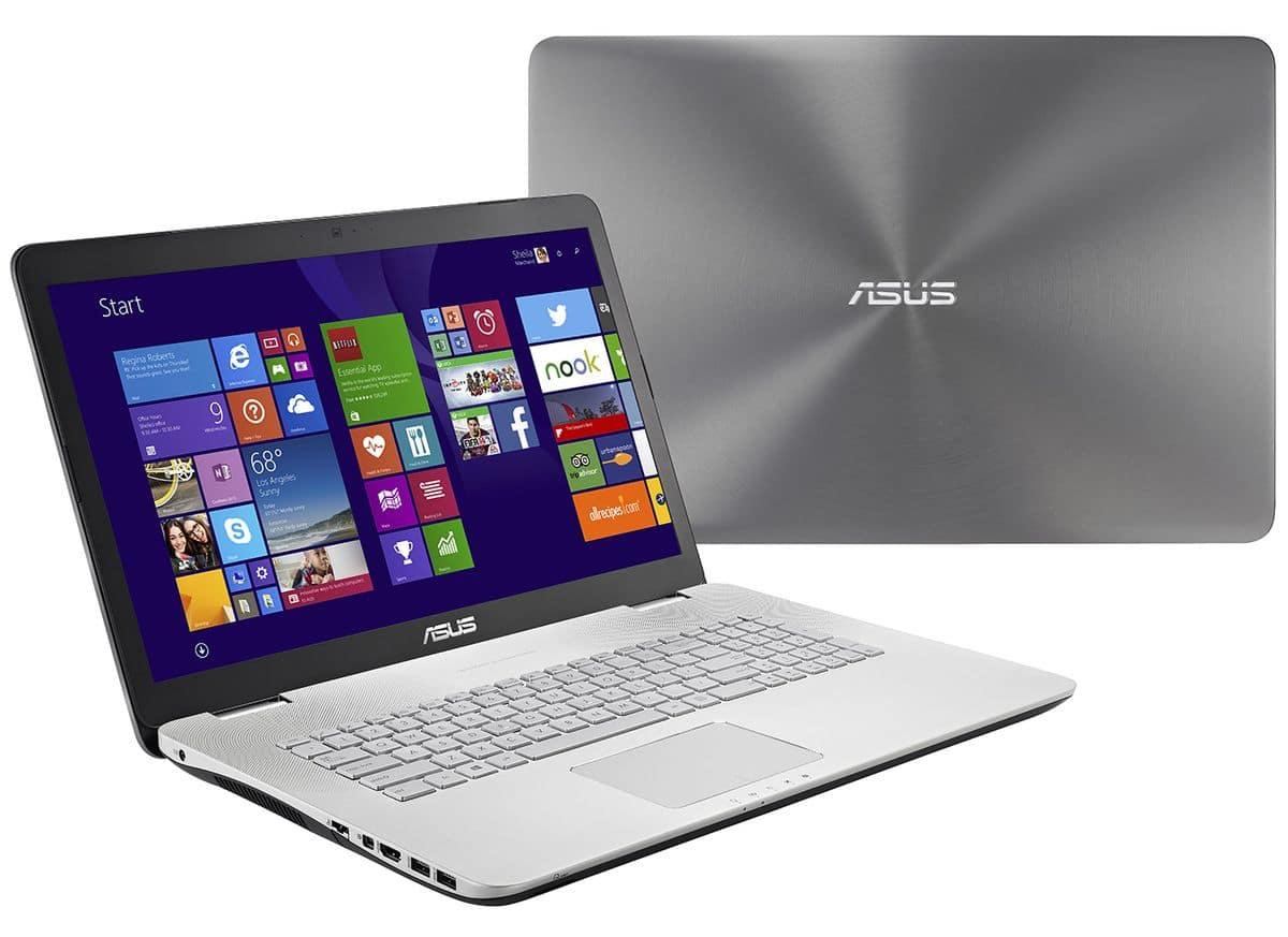 Asus N751JK-T7238H, 17 pouces Full HD mat en vente flash à 1349€
