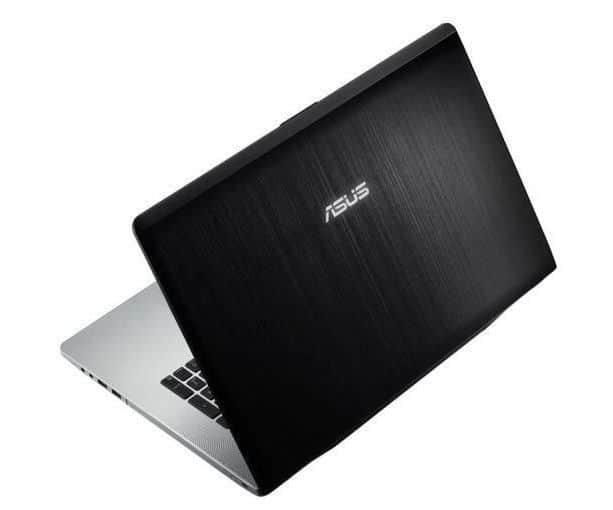 "Asus N76VB-T4169H, 17.3"" Full HD mat polyvalent en vente flash à 794€ avec Core i7, GT 740M, 1000 Go"