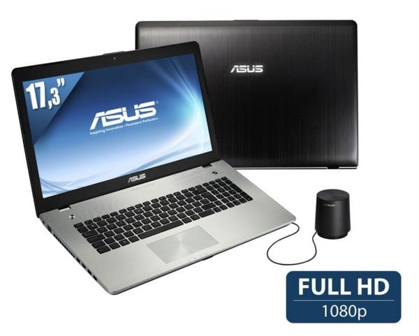 "<span class=""toptagtitre"">Promo 869€ ! </span>Asus N76VB-TZ130H, 17.3"" Full HD mat : Core i7 Ivy Bridge, GT 740M, 8 Go, Blu-Ray, 1 To à 999€"