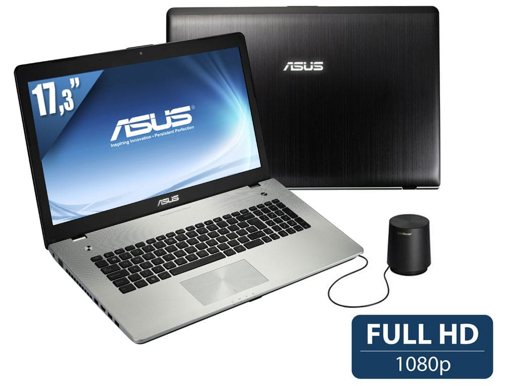 "<span class=""tagtitre""><del>Soldes 849€ - </span>Asus N76VB-TZ140H à 944€, 17.3"" Full HD mat : Core i7 Ivy Bridge, 8 Go, GT 740M, 2 To, Blu-Ray</del>"
