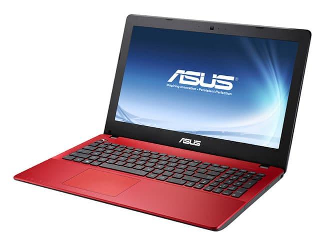 """Asus R510CC-XX1319H, 15.6"""" rouge avec Core i3 Ivy Bridge, 6 Go, Geforce GT 720M, 1000 Go à 499€"""