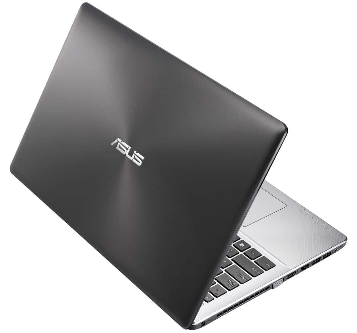 "Asus R510CC-XX483H à 589€, 15.6"" avec Core i5 Ivy Bridge, GT 720M, 1000 Go"