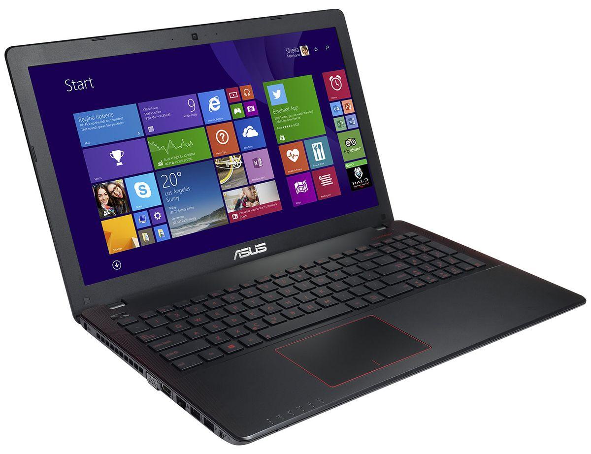 """<span class=""""toptagtitre"""">Soldes 799€ ! </span>Asus R510JX-DM085H, PC portable 15 pouces polyvalent à 899€"""
