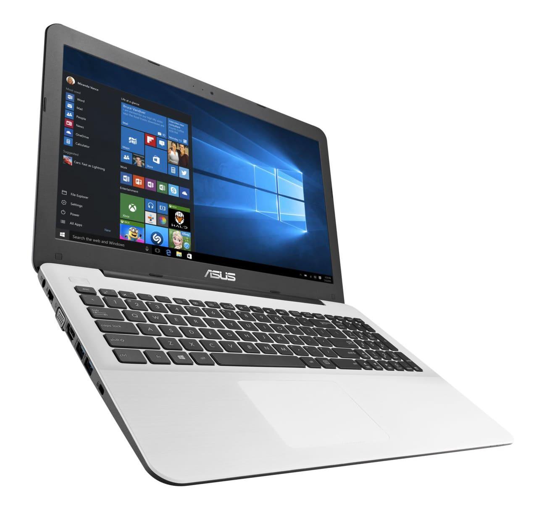 Asus R511LA-XX3010T, PC portable 15 pouces blanc SSD128 + 1To i5 promo 599€