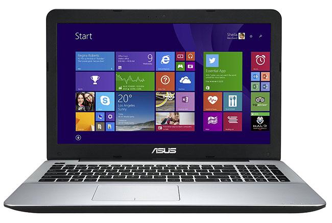 Asus R511LJ-XX1206T en vente flash à 569€, PC portable 15 pouces Core i5