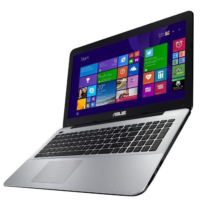 Asus R511LJ-XX375H à 679€, PC portable 15 pouces