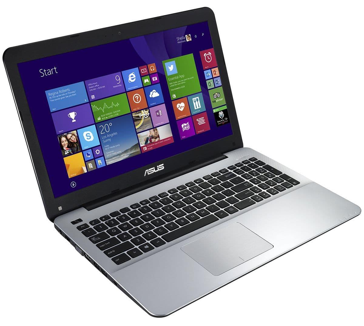 Asus R511LJ-XX545T en vente flash à 729€, PC portable 15 pouces