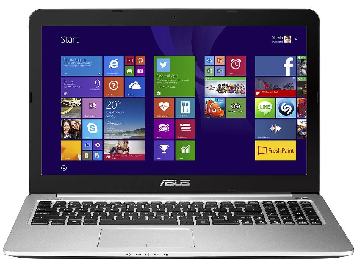 Asus R516UB-DM030T à 849€, PC portable 15 pouces Full HD mat SSD Skylake