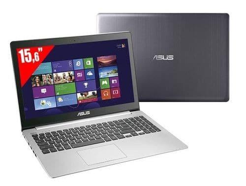 "Asus R553LN-XO420H en promo à 699€, 15.6"" mat : Core i7 Haswell, 6 Go, GeForce 840M, 1000 Go"